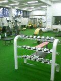 狭山市総合体育館トレーニング室◎シュウ◎