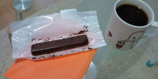 久しぶりにチョコレート☆アツ☆