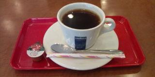 食後のコーヒー☆アツ☆