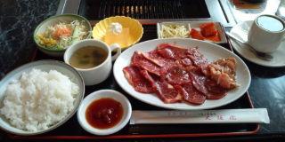 やっぱりお肉☆アツ☆